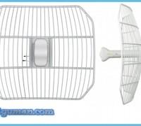 Домашний интернет Интертелеком с AirGrid M5 23dBi