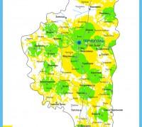 Интертелеком покрытие Тернополь и область