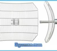 Интертелеком WIFI Домашний интернет с AirGrid M5 27dBi